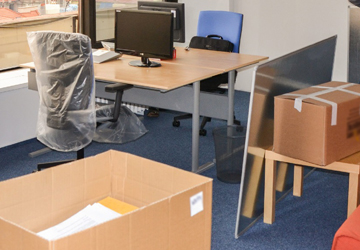 Office shifting services in Baroda