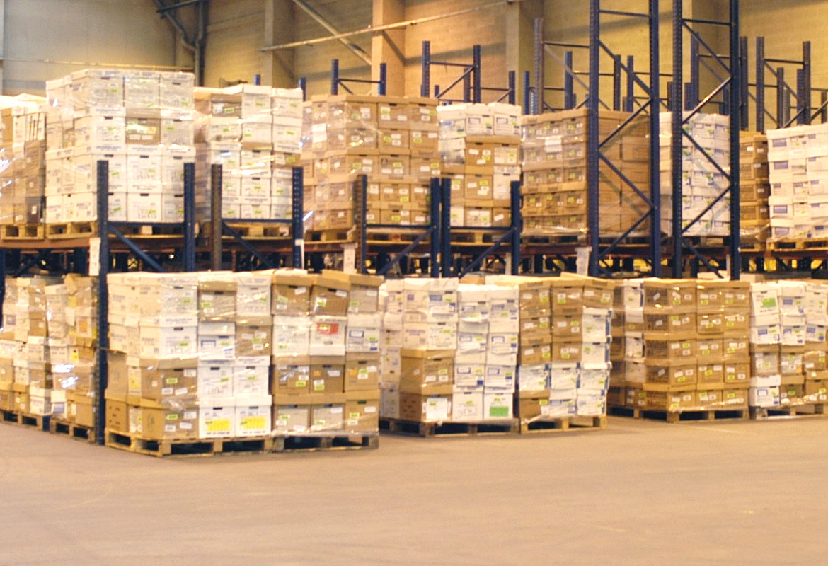 Warehousing Service Providers